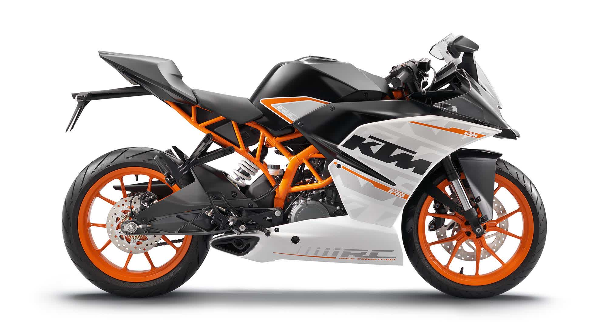 ktm siap rilis rc 390 pada september 2014. Black Bedroom Furniture Sets. Home Design Ideas