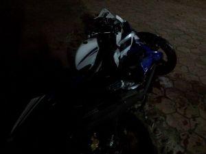 r15 crash