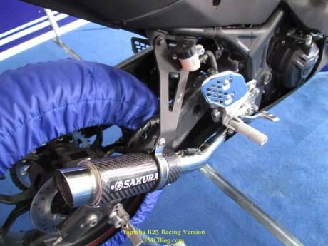 Knalpot Racing R25