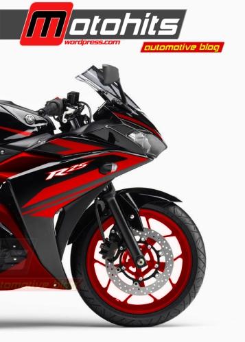 Yamaha R25 Blackfire