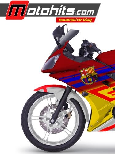 modif R15 barcelona