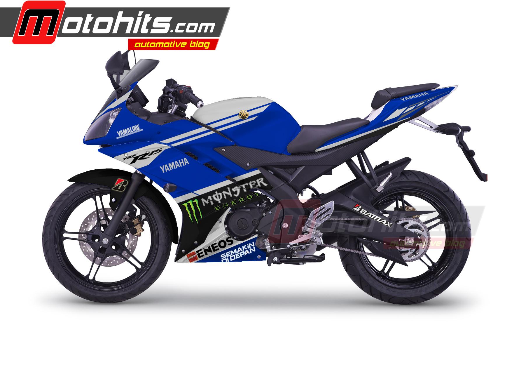 ide yamaha r15 modifikasi motogp