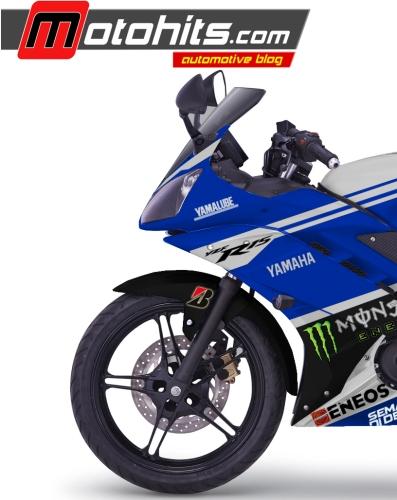 modifikasi R15 Motogp