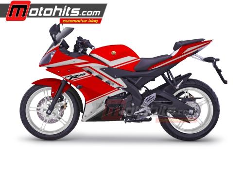 modif decal Yamaha R15