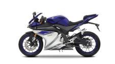 Yamaha R125 2015