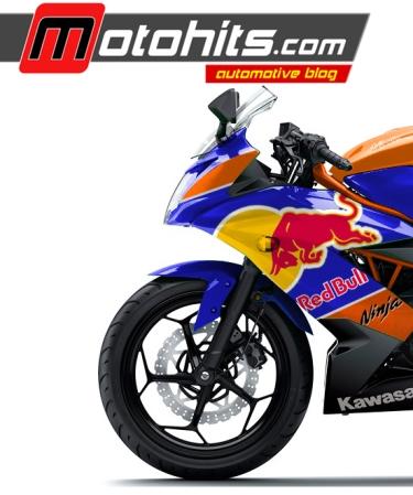 modifikasi Ninja 250rr mono
