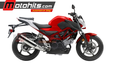 sport 250cc V-twin Honda