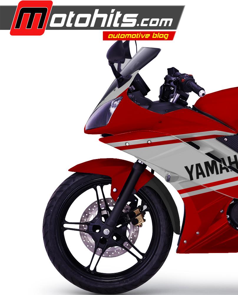 contoh modifikasi r15 merah putih