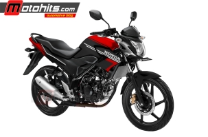 modif striping CB150R