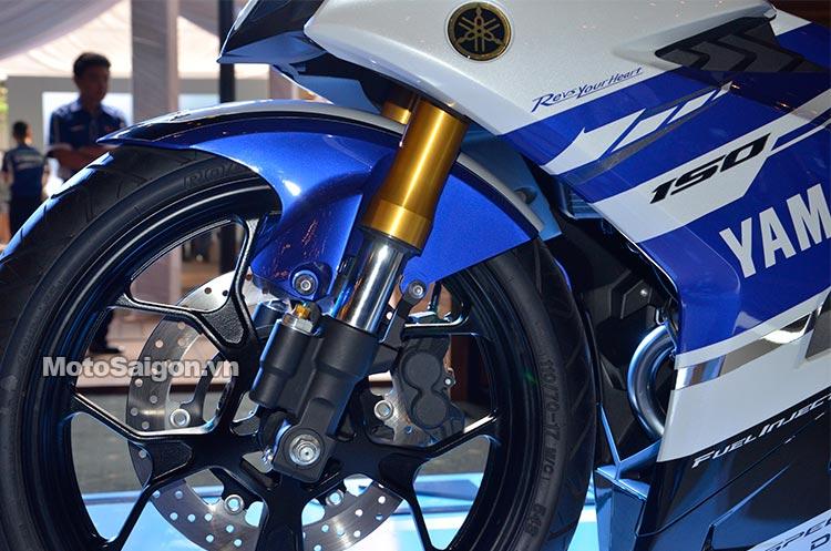 Inspirasi Modifikasi Exciter 150 Ala YZR M1 Dari Yamaha