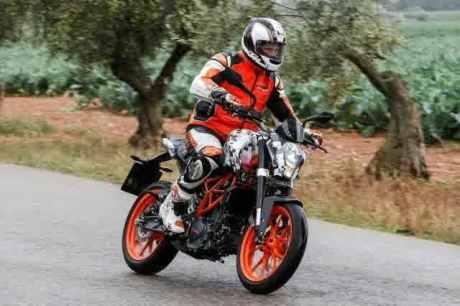KTM 250CC