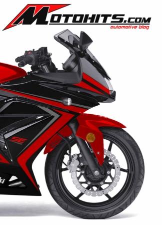 modif decal Kawasaki ninja