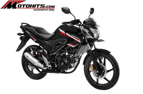 Honda CB150R facelift