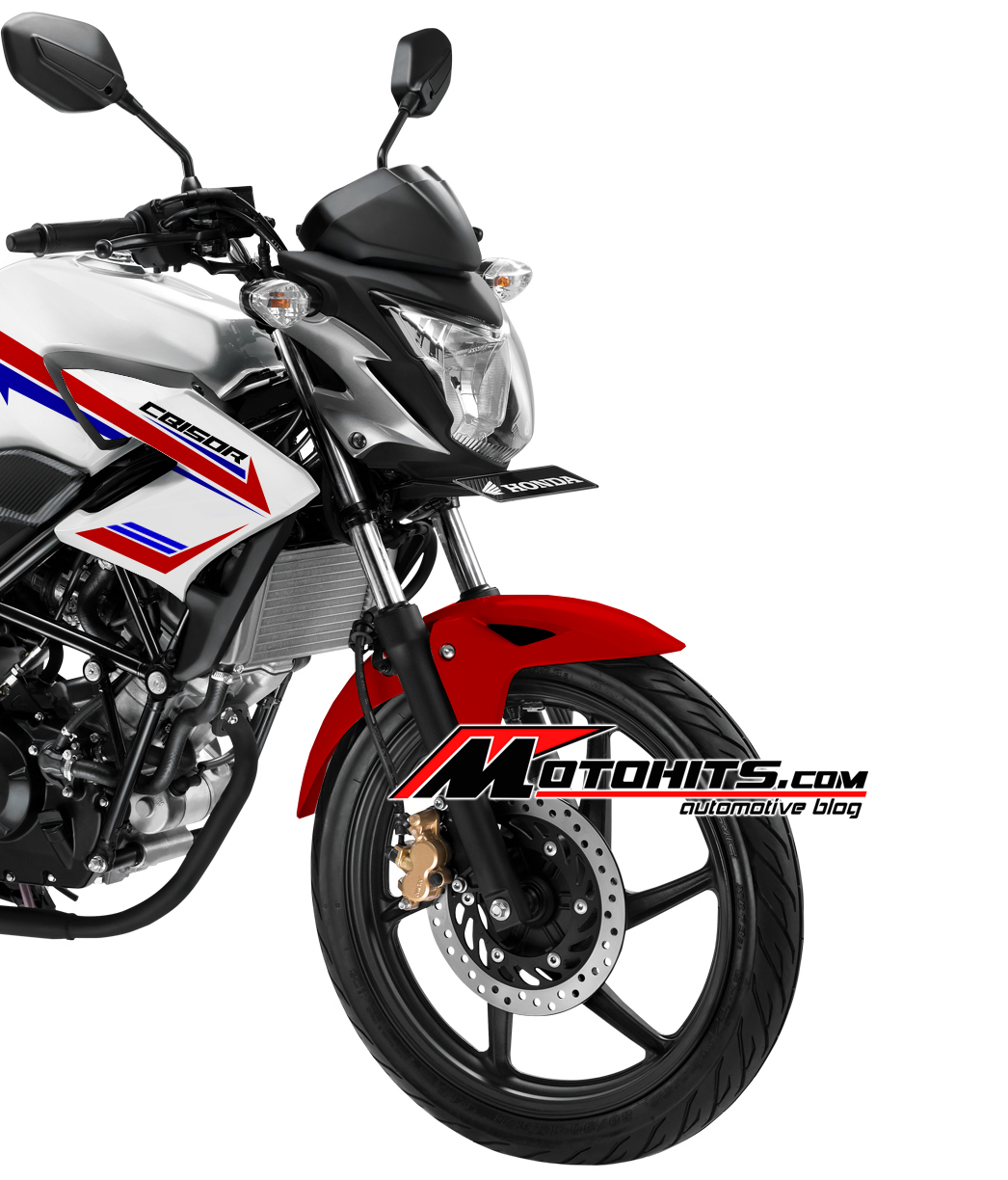 100 Modifikasi Motor Cb150r Warna Putih Biru Modifikasi Motor