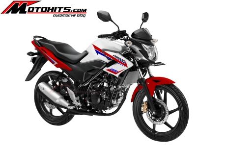Honda CB150R 2015