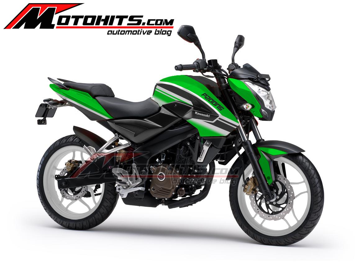 Download Konsep 77 Modifikasi Motor Vixion Hijau Stabilo Terbaru