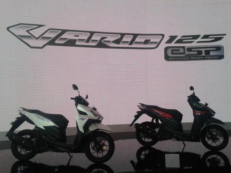 new vario 125 esp