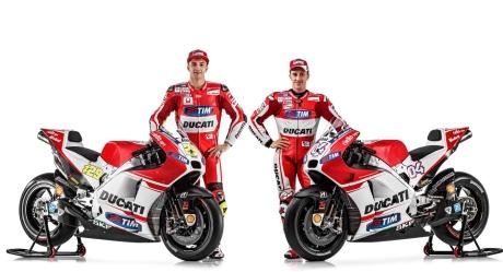Ducati Desmosedici 2015