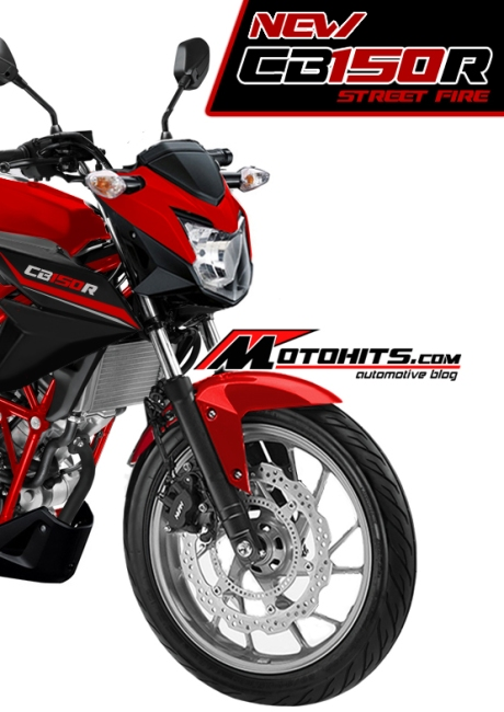 new cb150r facelift 2015