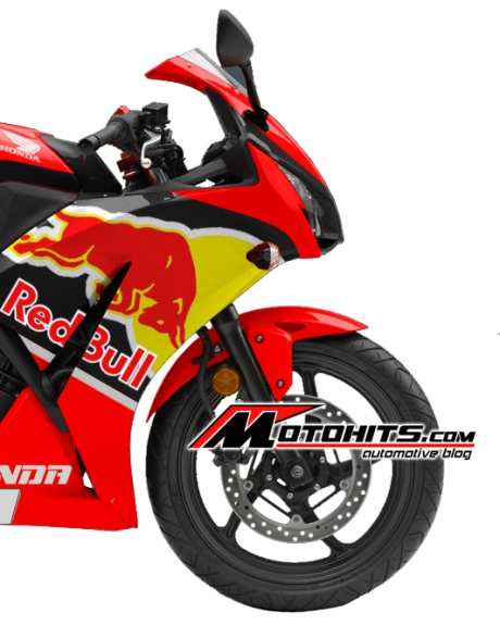 modif decal CBR150R