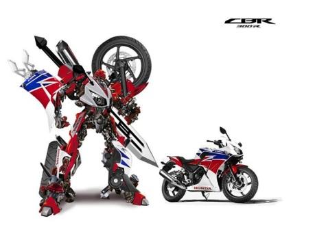 autobot Honda CBR300R