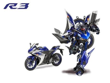 autobot Yamaha R3
