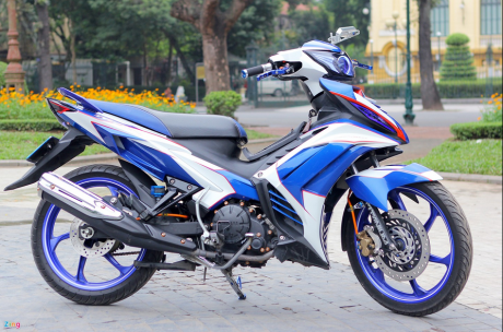 modifikasi Yamaha Exciter