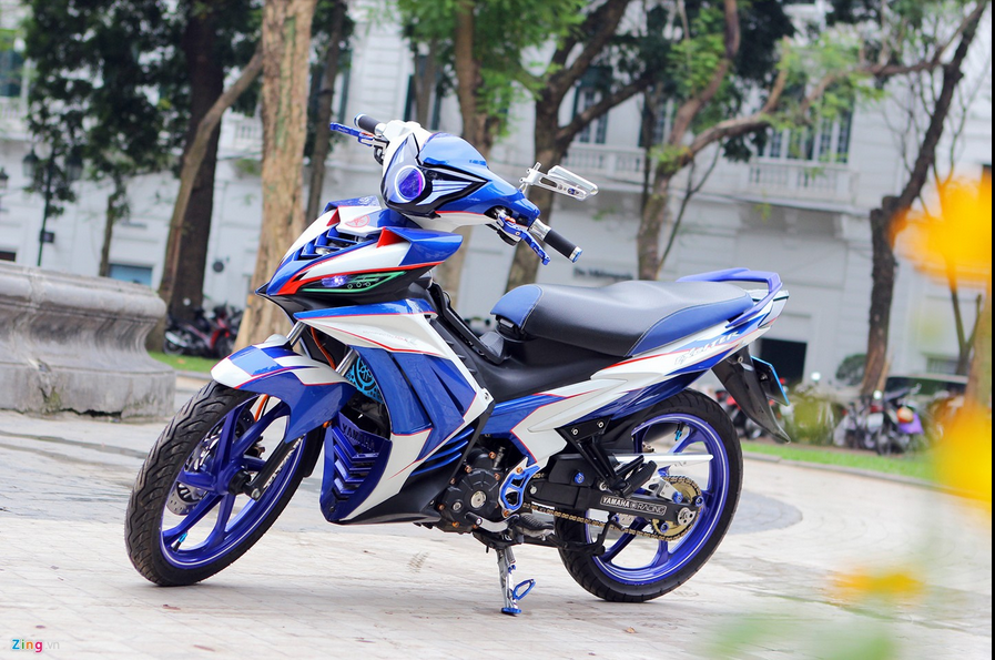 Modifikasi Yamaha Exciter 135 Aka New Jupiter Mx Yang Satu