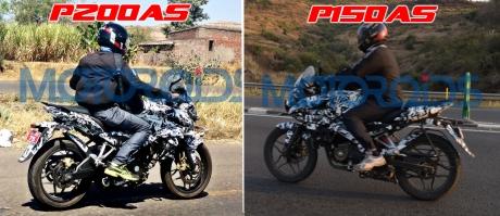 P200AS dan P150AS