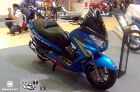 Suzuki Brugman 200 abs