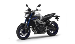 Yamaha MT-09 race blue 2015