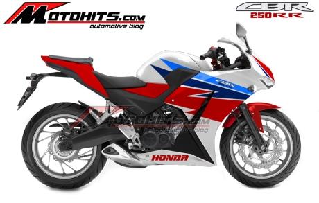 sportbike 250cc dual cylinder honda