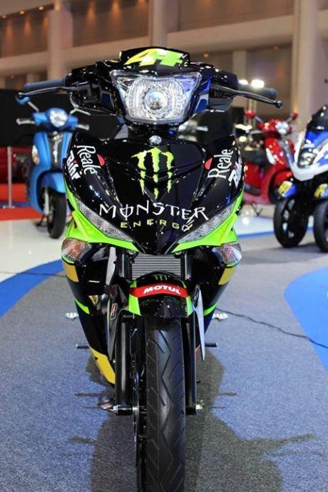 Monster Enegery Yamaha