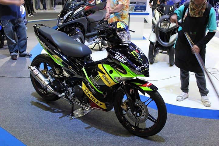 Modifikasi Jupiter mx King Modifikasi Jupiter mx King 3