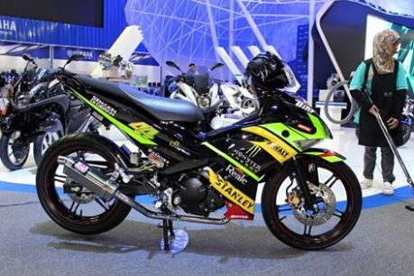 Modifikasi Jupiter Mx king 3