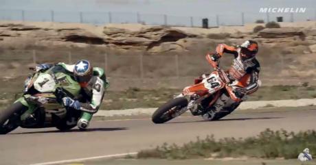 superbike vs supermoto