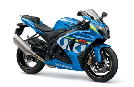 All New Suzuki GSX-R1000