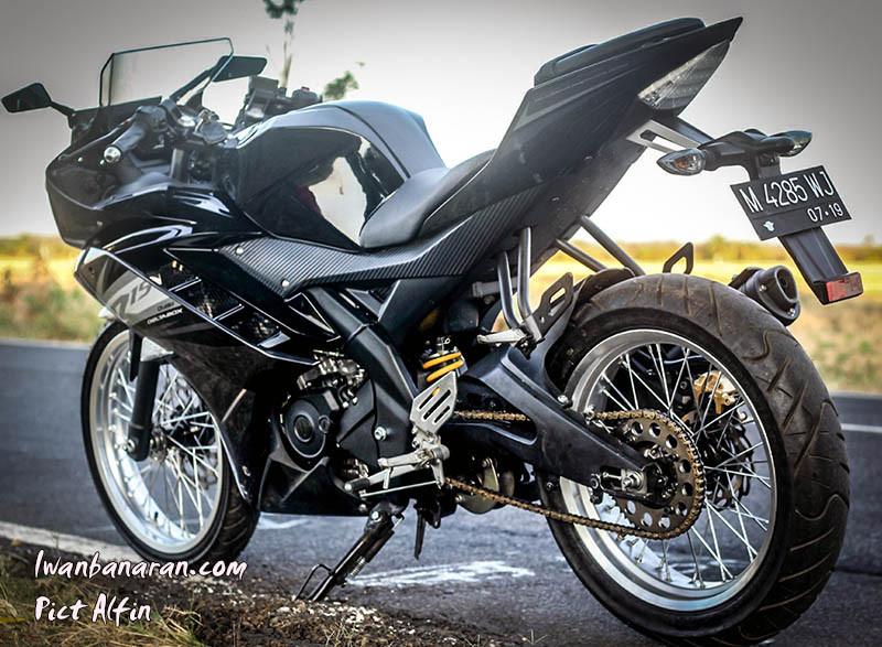Yamaha R Modifikasi