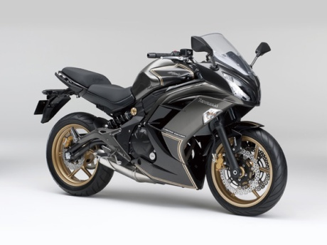 kawasaki Ninja 400 Limited edition