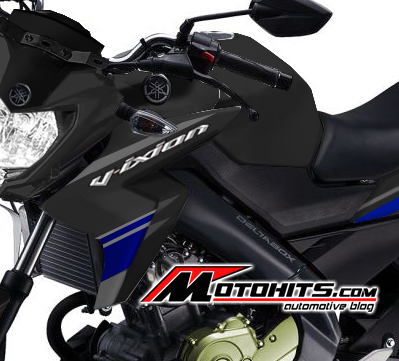 New Vixion facelift 2015