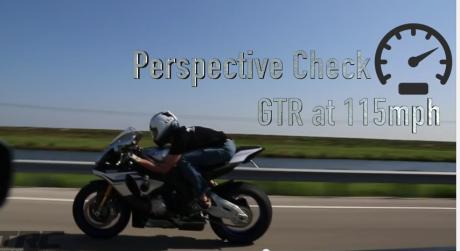 Yamaha R1m vs Nissan GT-R