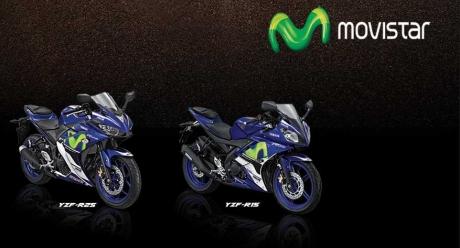 Yamaha R25 dan R15 motogp 2