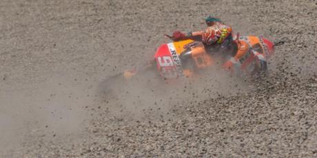 marcquez crash catlunya