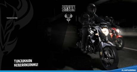 all new Yamaha Bysonn Fi