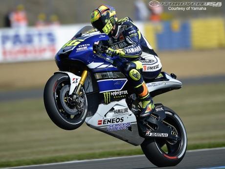 Selebrasi Rossi