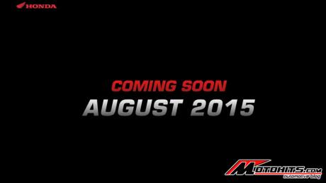 teaser CB150R 2015