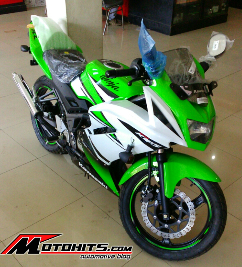 Image Ninja 150 Rr