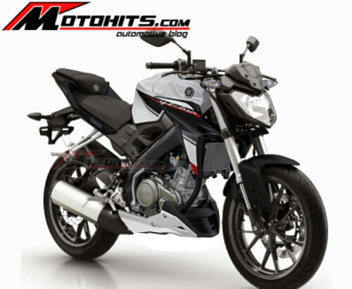 Yamaha MT-15, Perpaduan New Vixion Dan MT-125