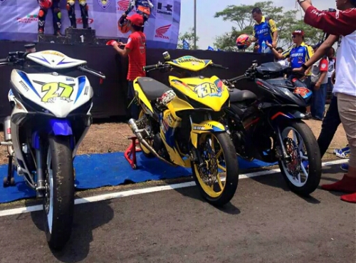 Modifikasi Motor Balap Jupiter Mx Kumpulan Ide Modifikasi Motor