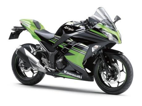 Ninja 250 Fi 2016